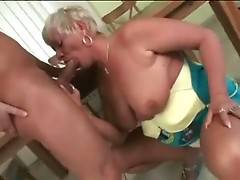 Breasted Granny Loves Good Fucking 3