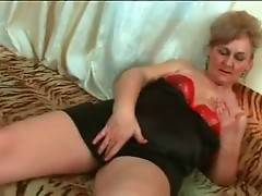 Nasty Fleshy Granny Starves For Hard Dick 1