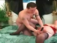 Nasty Granny Starves For Hard Cock 3