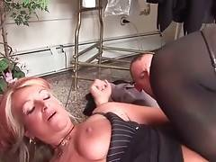 Cock hungry lady Joanna Depp loves to get fucked hard.