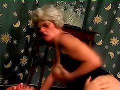 Cock hungry granny Mrs Jones is fond of getting deeply drilled.